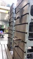 Used Skoda CNC Floor Bore ( Rebuilt 1991 )          Model # W 160 HANC