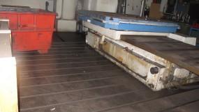1995 Union BFP 130 - 8 CNC Floor Type Horizontal Boring And Milling Machine
