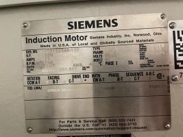 Siemens Induction Motors, 6500 Hp, 6600 Volt 1792 Rpm