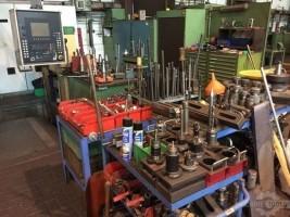UNION Model BFP 130/8 Floor Type Boring Mill