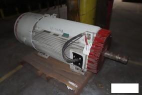 General Electric 5KS611SN3205W6 Motor, 300 Hp, 1195 RPM, 5011L Frame, S/n TEG234002 (rebuilt 2014)