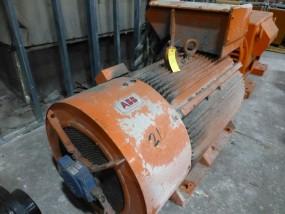 ABB Motor 600 HP Motor | Model No. 4549145; 460V; 1201 RPM