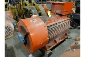 ABB 600 HP Motor | Model No. 4549144; 3/60/460V; 675A
