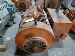 GE 300 HP Motor | Model No. 5KS511SN327HHB; 300 HP; 4160V; 1190 RPM; Frame: KS; 3PH