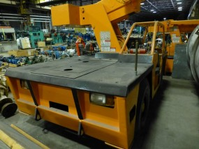 Broderson Manufacturing Corp Crane | Model No. IC-80-3F