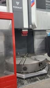 Lucas Fermat VT 260 CNC Vertical Turning Center