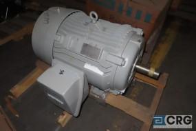 Siemens SD100 Motor, 25 Hp, 1185 RPM, 324T Frame