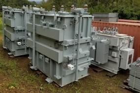 GE Prolec NEW 7500/9375 KVA  Substation Transformers