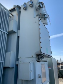 GE Pad Mounted Transformer With 33-Step LTC Secondary