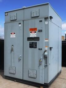 GE Fused Load Break Switch Model S-21407, D-14274