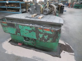 A-10 Hufford 20-Ton Stretch Presses With 24' Arms