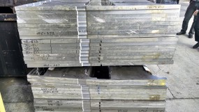 Aluminum, Steel and Stainless Scrap