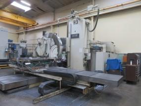 "Lucas 40 T, 6"" Table Type Horizontal Boring Mill"
