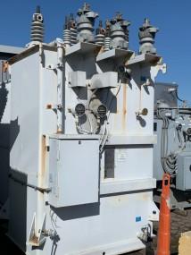 3750/5250 KVA Westinghouse Substation Transformer