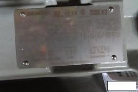 Siemens SD100 Motor, 40 Hp, 1780 RPM, 324TD Frame, S/n 02-A18TG6887555-11